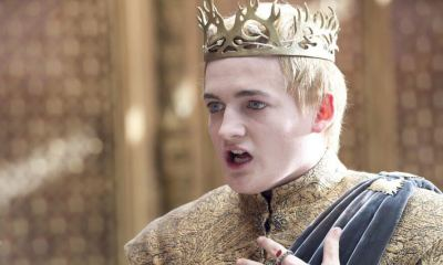 joffrey game of thrones - Duro de matar: personagem é visto nas filmagens de Game of Thrones