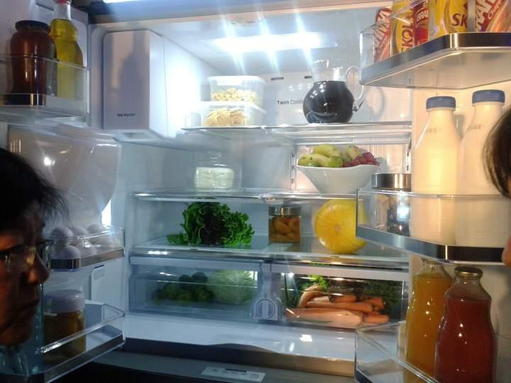 refrigerador sparklingwater 720x540 - Samsung apresenta duas novas geladeiras premium