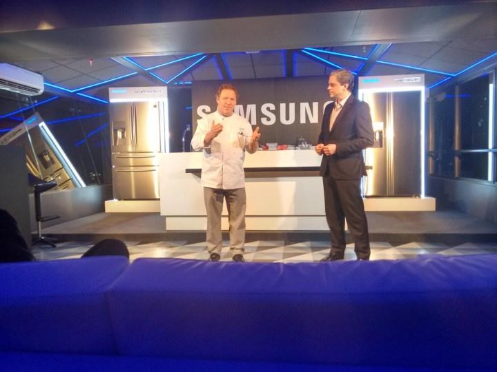samsung claude troigois 720x540 - Samsung apresenta duas novas geladeiras premium