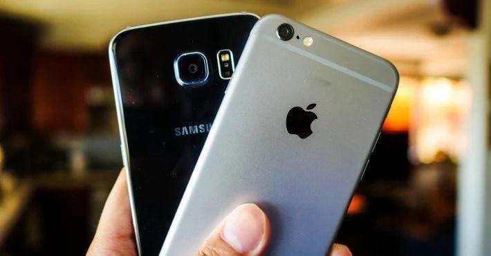 samsung galaxy s6 vs apple iphone 6 aa 7 of 29 710x399 e1430169489266 - Duelo direto: Samsung aceita até iPhone usado na compra do Galaxy S6 no Brasil