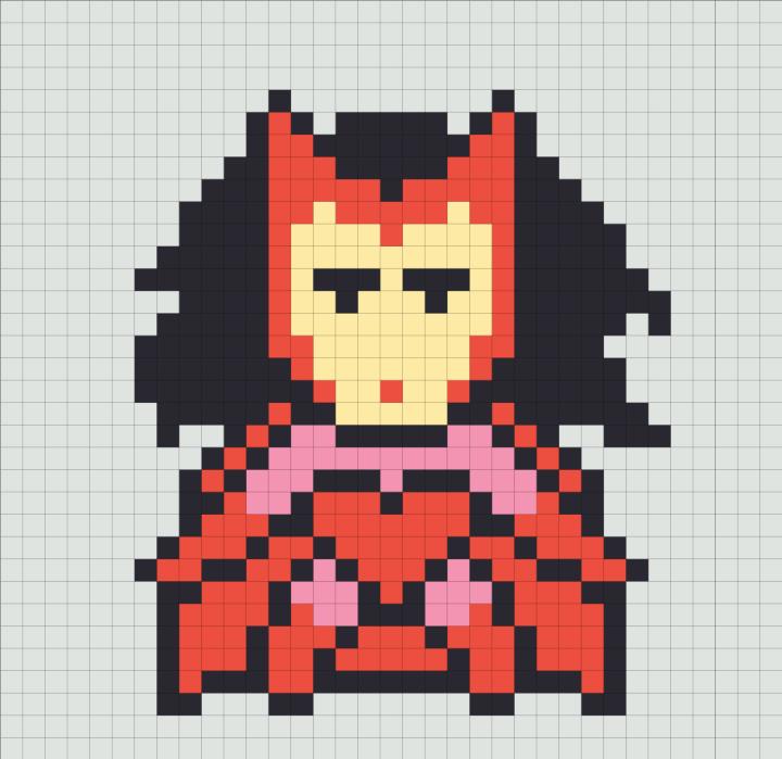 Scarlet Witch - Imgur