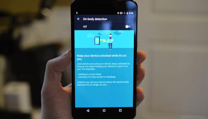 smart lock 720x415 - 10 recursos incríveis da nova geração de smartphones Android