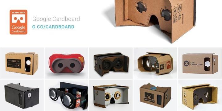 smt works with google cardboard 1 720x360 - Google intensifica programa de compatibilidade da plataforma do Cardboard VR