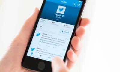 Twitter libera envio de mensagens para desconhecidos / Reprodução: Shutterstock