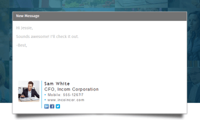 wisestamp 1 - Tutorial: Aprenda a criar assinaturas de e-mails com o WiseStamp