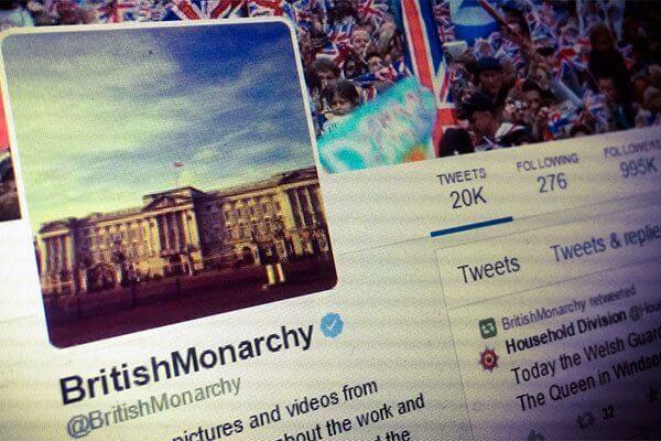 como acompanhar a familia real britanica no twitter 1 - Como acompanhar a família real britânica no Twitter