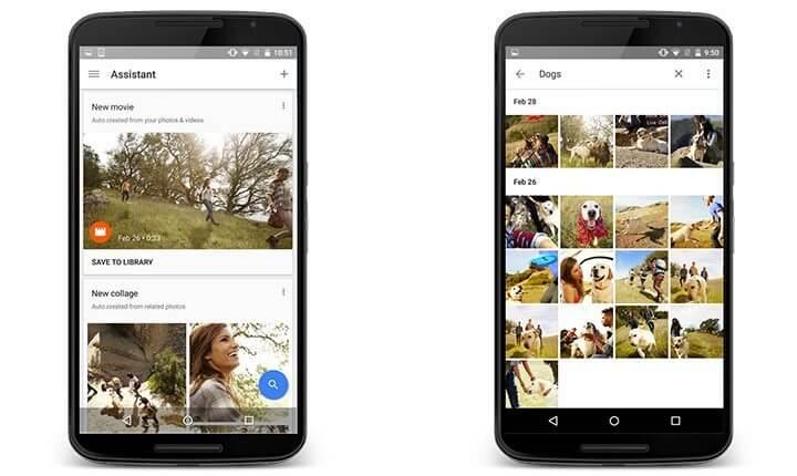 google photos pesquisa assistant 720x430 - Google + Photos dá lugar a Google Fotos dia 01 de agosto