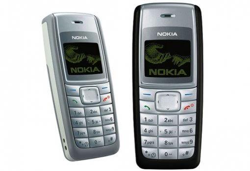 nokia 1110 - Brasil: uma história contada por celulares