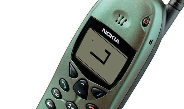 nokia 6110 snake - Brasil: uma história contada por celulares
