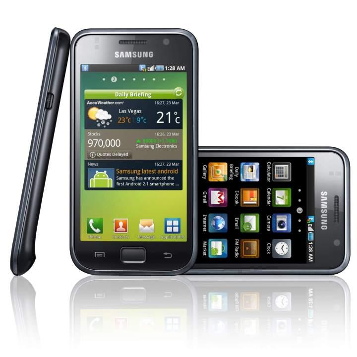 samsung i9000 galaxy s 720x720 - Brasil: uma história contada por celulares