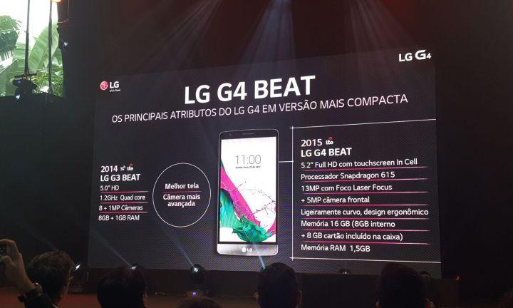 smt lgg4 beat 720x432 - LG G4 chega ao Brasil com classe, preço e novos integrantes pra família
