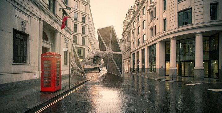 0dd953e93448056752693d5b53c31ec6 - Veja como seria a queda de naves de Star Wars nas principais cidades do mundo
