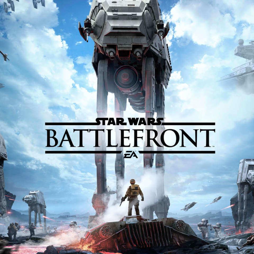 2848833 2848826 star wars battlefront key art - Veja o que já rolou na E3 2015 e as novidades que esperamos ver