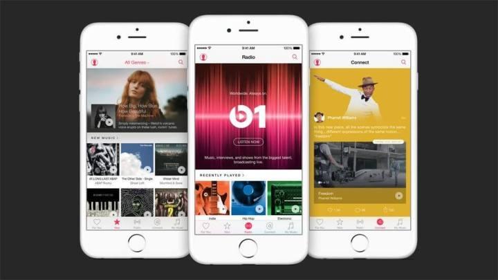 apple music ios 720x405 - Apple Music: o serviço de streaming de música da Apple
