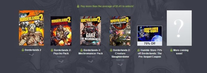 Borderlands-Humble-Bundle-2