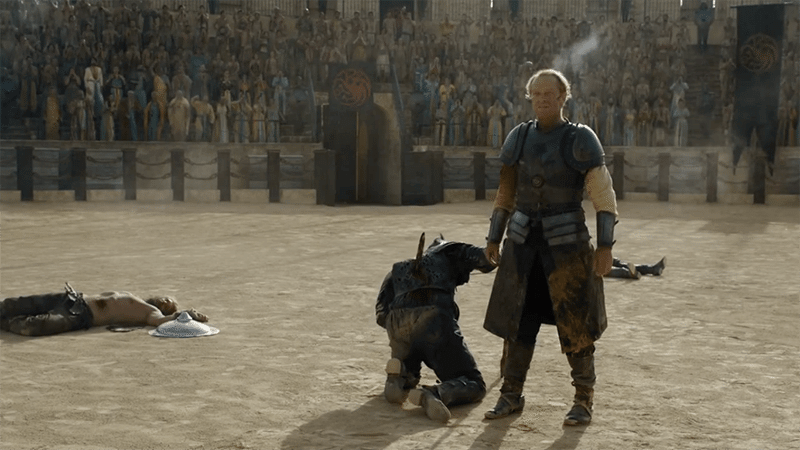 captura de tela 444 - Game of Thrones 5x09 The Dance of Dragons: Tudo se resolve com fogo