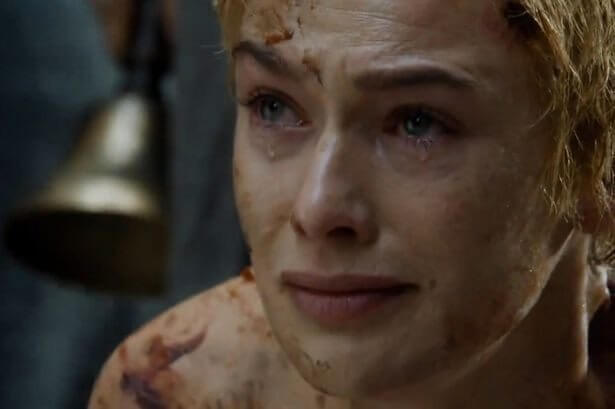 "game of thrones walk of shame - Análise do episódio 5×10 ""Mother's Mercy"" de Game of Thrones (season finale)"