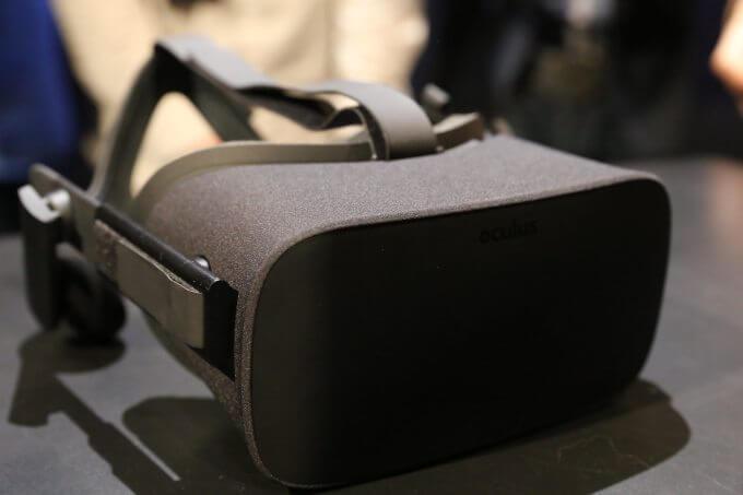 img 1065 - Oculus anuncia a primeira versão do Oculus Rift para consumidores