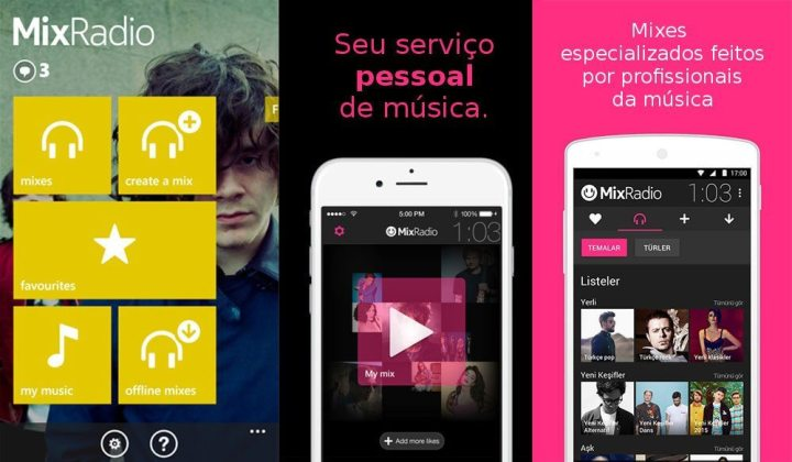 mixradio-ios-android-windowsmobile