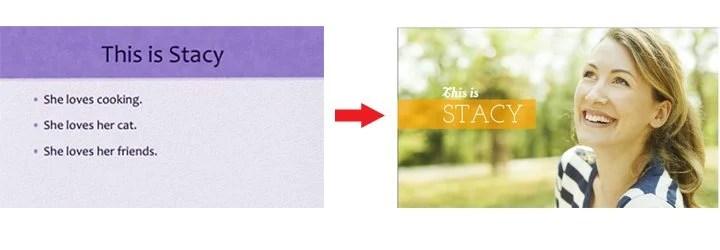 slide contedo 1 720x250 - Veja estas dicas para melhorar apresentações e slides