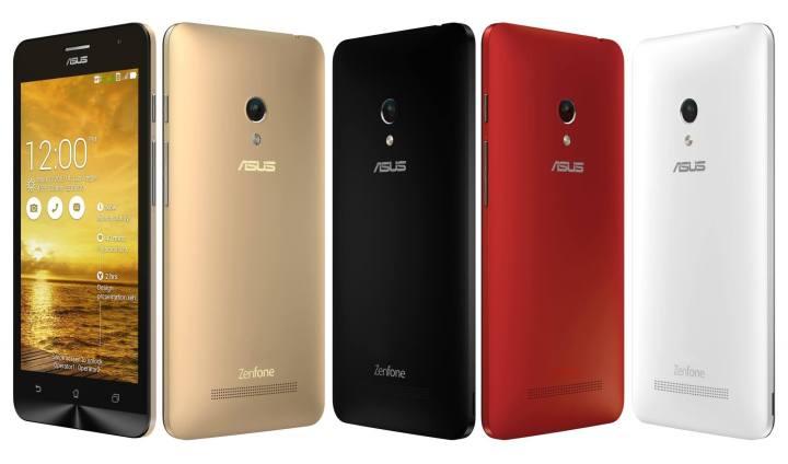 ASUS Anuncia Atualizacao Da Familia Zenfone Para Android