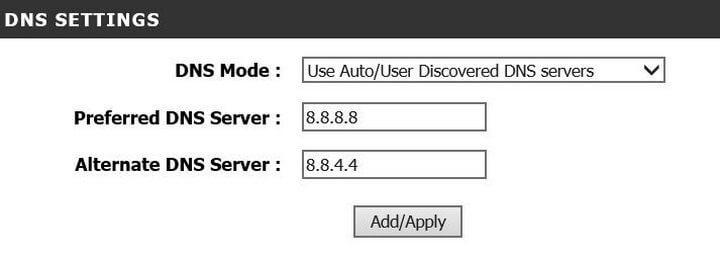 smt vivofibra altdns 720x261 - Como resolver o problema de carregamento de vídeos do Youtube com o Vivo Fibra