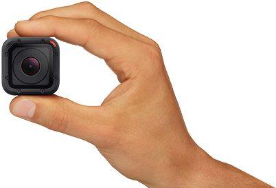 hero4 session feature 1 smallestlightest - GoPro HERO4 Session, a melhor câmera de ação feita até agora