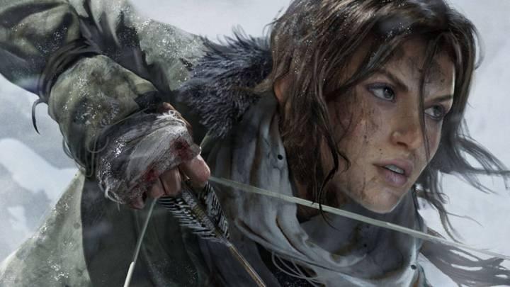 riseo of tomb raider para ps4 720x405 - Square Enix anuncia Rise of Tomb Raider para PlayStation 4, mas só em 2016