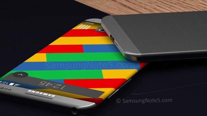 smt galaxynote5 p4 720x405 - Lançamento do Galaxy Note 5 pode ser adiantado pela Samsung