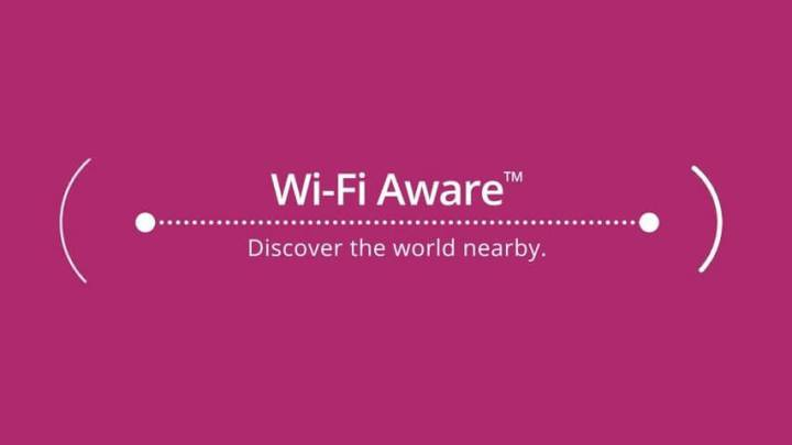 wi fi aware 720x405 - Wi-Fi Aware: nova tecnologia irá estabelecer conexões instantâneas entre dispositivos próximos