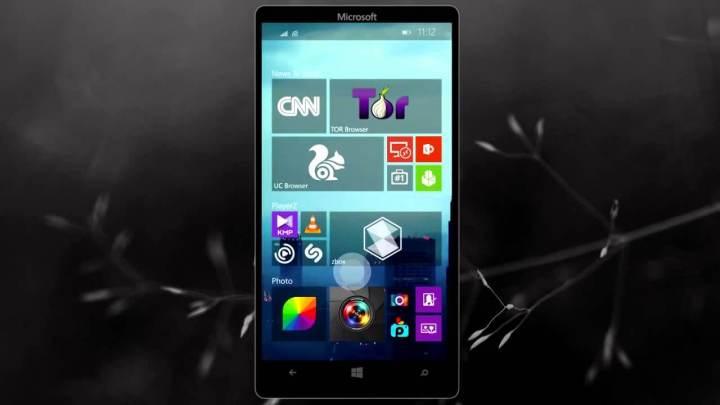 win10mobile 720x405 - Conheça algumas das melhores novidades do Windows 10 Mobile
