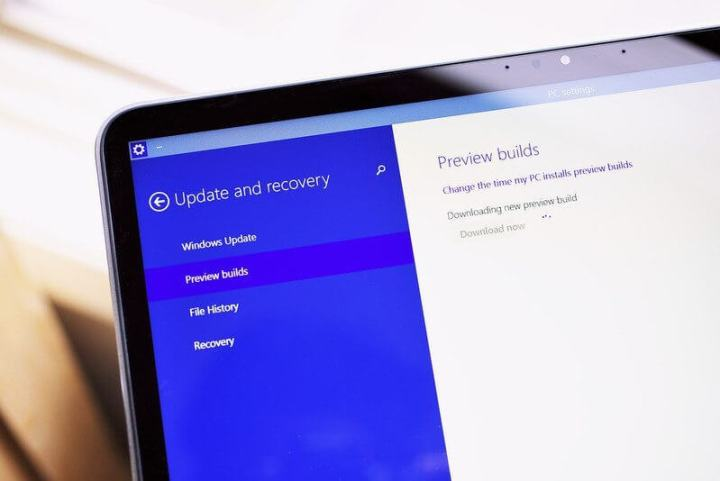 windows 10 preview update photo 720x481 - Windows 10 irá forçar atualização automática do sistema