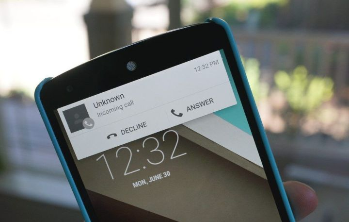 android l heads up 720x457 - App HeadsOff acaba com as notificações chatas do Android