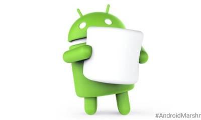 android m - Baixe os papéis de parede do Android Marshmallow e veja sua animação de boot