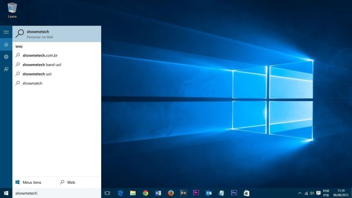 capa tutorial windows 10 720x405 - Tutorial: Como ocultar a barra de pesquisa e desativar resultados online no Windows 10
