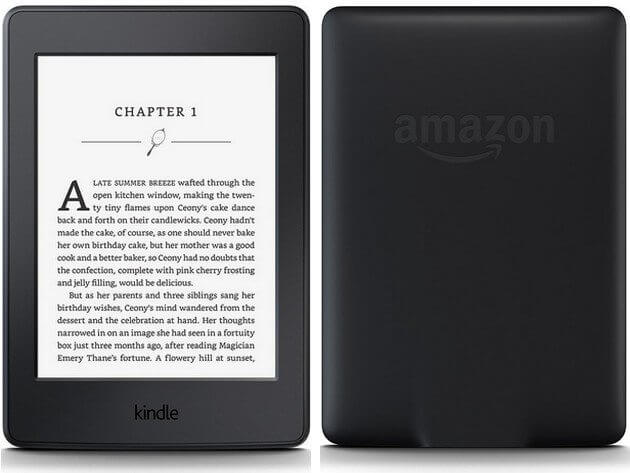 kindle paperwhite 2015 - Review: Kindle Paperwhite 2015