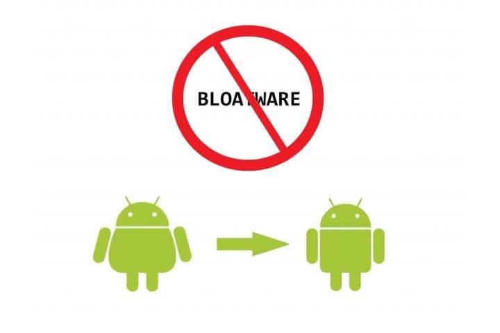 smt androidbloat p1 720x480 - Menos é mais: Novos dispositivos Android terão menos bloatwares do Google