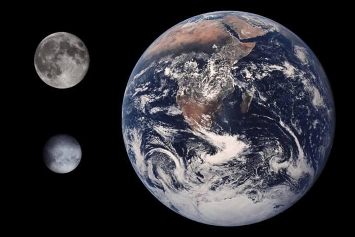 smt pluto comparison 720x480 - Plutão: conheça 15 curiosidades sobre a missão New Horizons