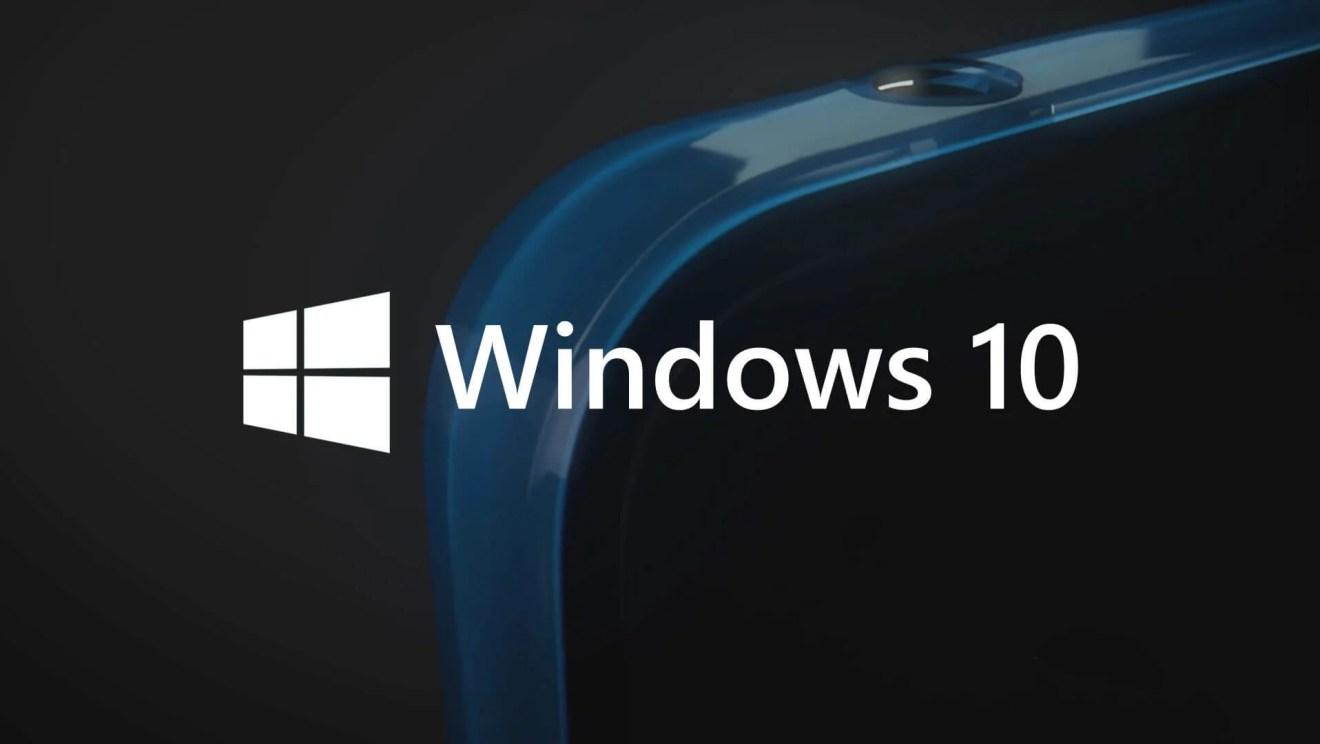 Linha Lumia com Windows 10