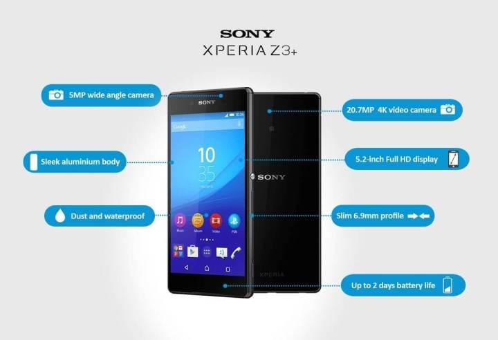 smt z3plus avaliacao 720x492 - Review: Xperia Z3+, a novidade quente do inverno da Sony