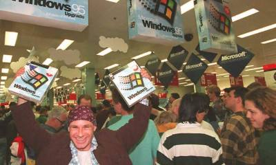 windows95launchman 0 - 20 anos do Windows 95: como ele mudou o mundo