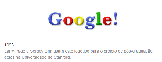 1 google 1998 e1441127223240 - Google ganha novo logotipo