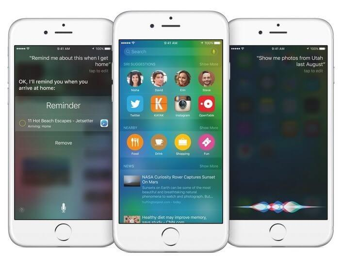 Novidade importante do iOS 9 não chegou ainda aos iPhones