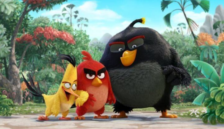angry birds the movie 720x415 - Os filmes mais aguardados de 2016