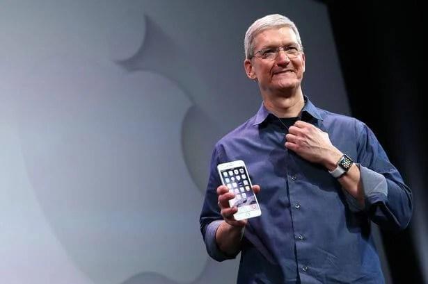 apple tim cook iphone 6s showmetech - iPhone 7: rumor revela data de lançamento e mais informações