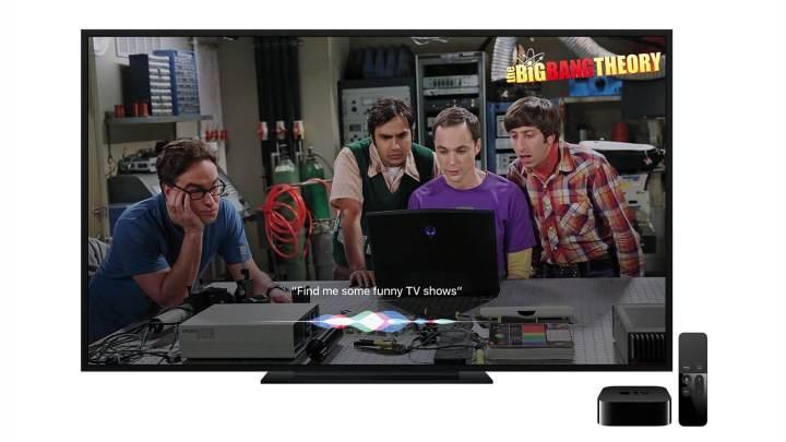 AppleTV-Siri