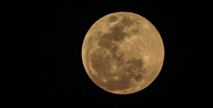 Super Lua no Rio de Janeiro (Imagem: André Horta)