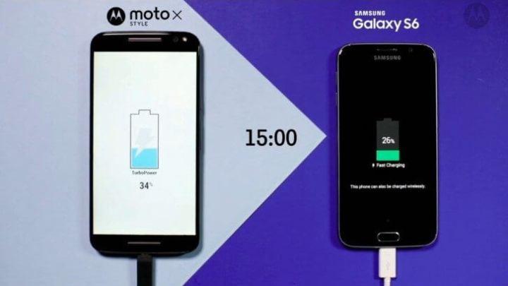 fast charging moto x style 720x405 - Review: Moto X Style – o melhor smartphone Motorola até o momento