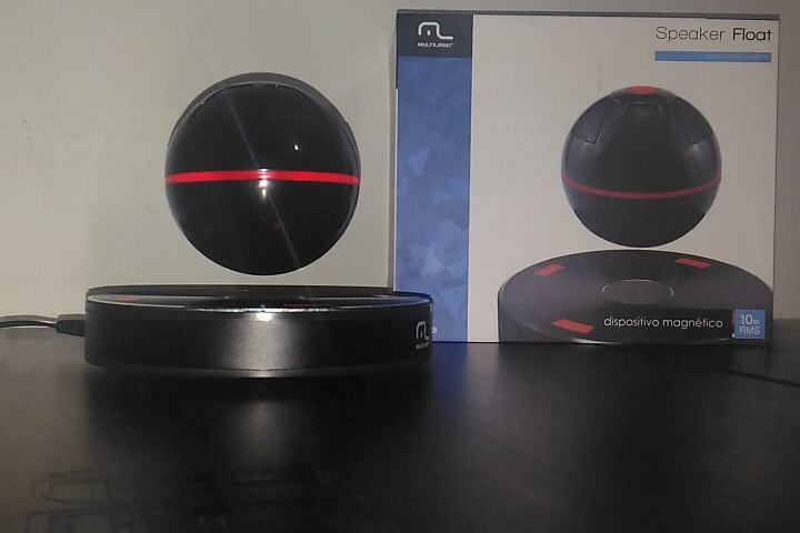 foto3 720x480 - Review: Speaker Float, a caixinha voadora da Multilaser