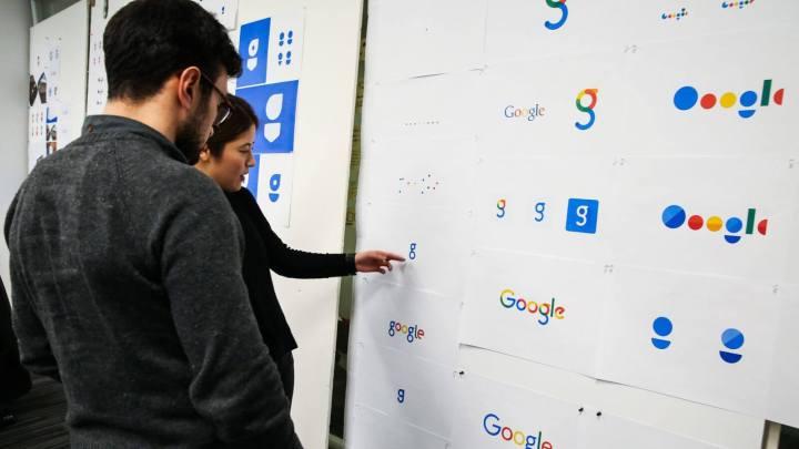 google logos 720x405 - Veja outras ideias que o Google considerou para a nova logo